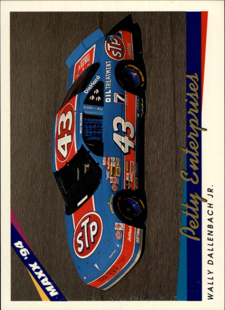 1994 Maxx #80 Wally Dallenbach Jr.'s Car