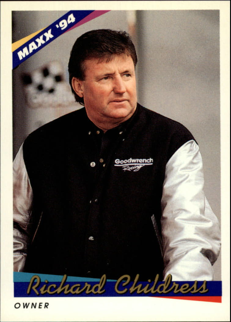 1994 Maxx #84 Richard Childress