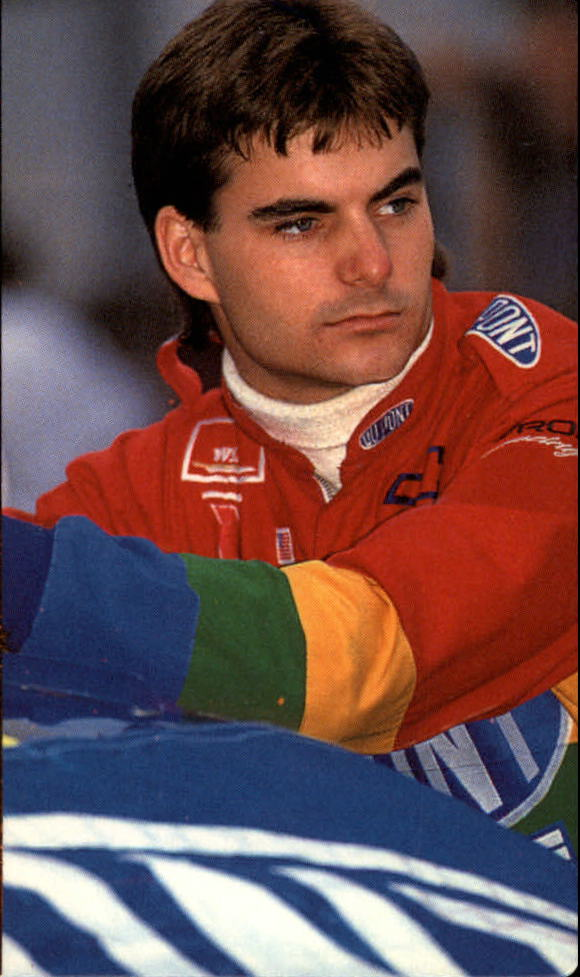 1994 Action Packed #14 Jeff Gordon