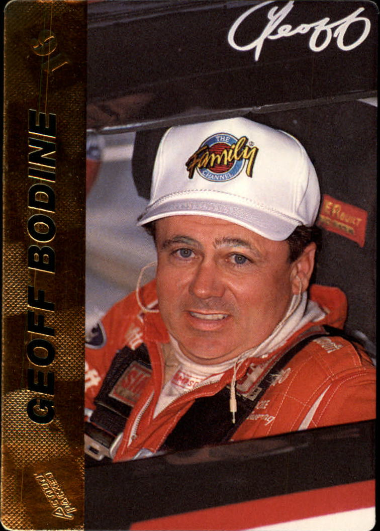 1994 Action Packed #16 Geoff Bodine