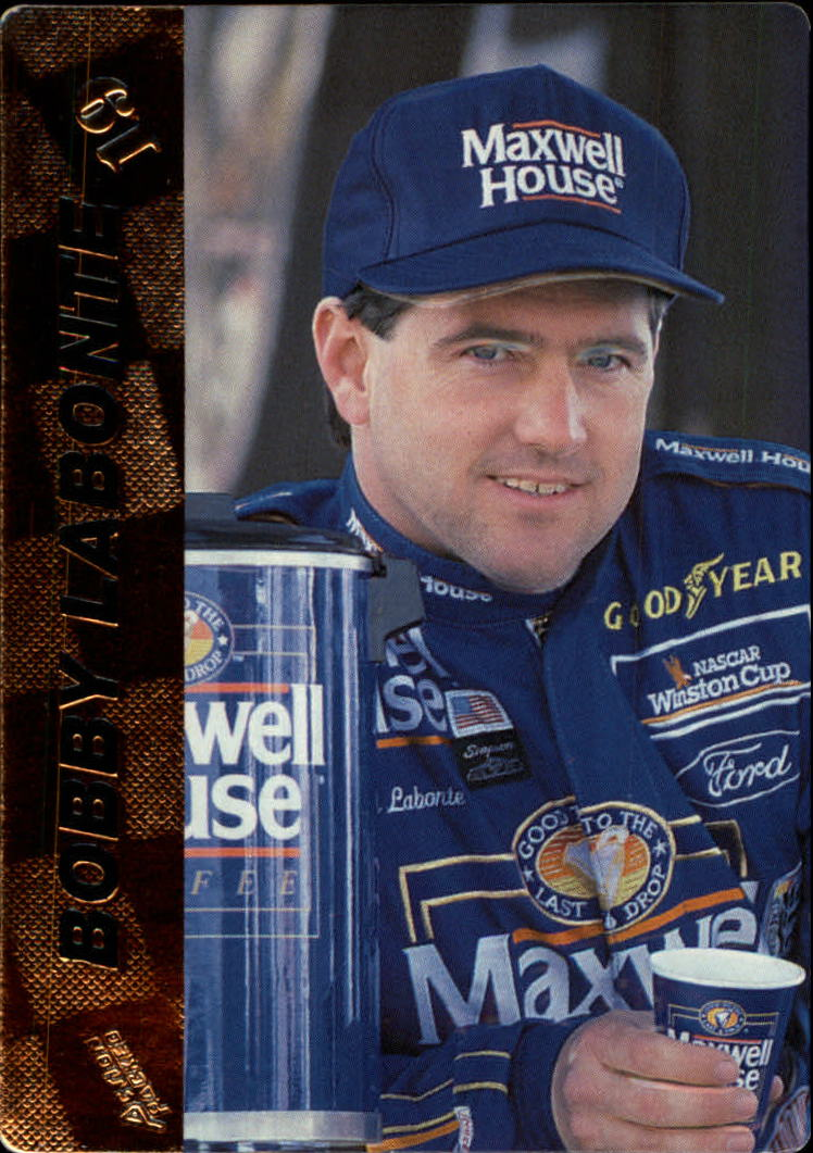 1994 Action Packed #19 Bobby Labonte