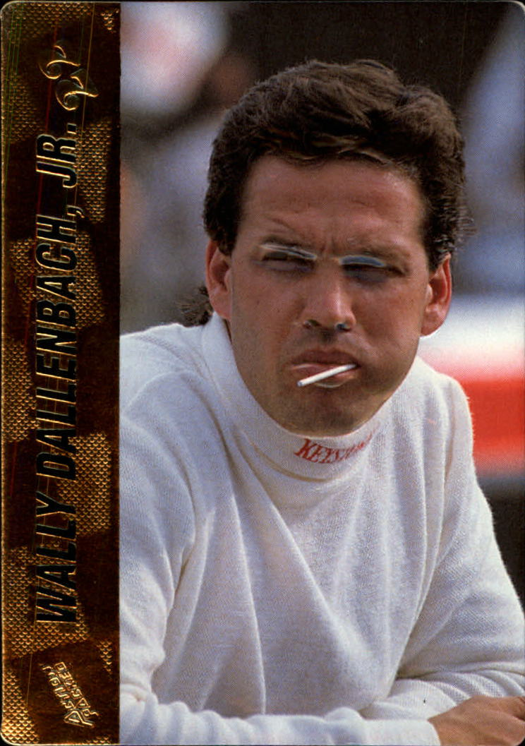 1994 Action Packed #22 Wally Dallenbach Jr.