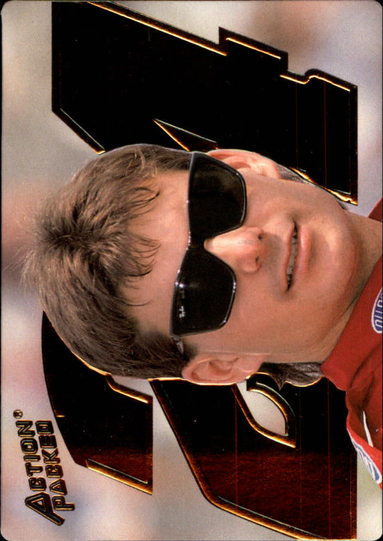 1994 Action Packed #73 Jeff Gordon