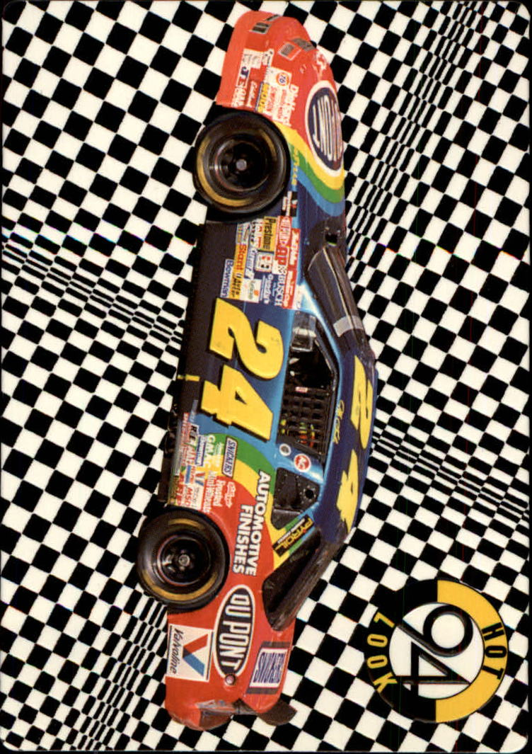 1994 Action Packed #131 Jeff Gordon's Car