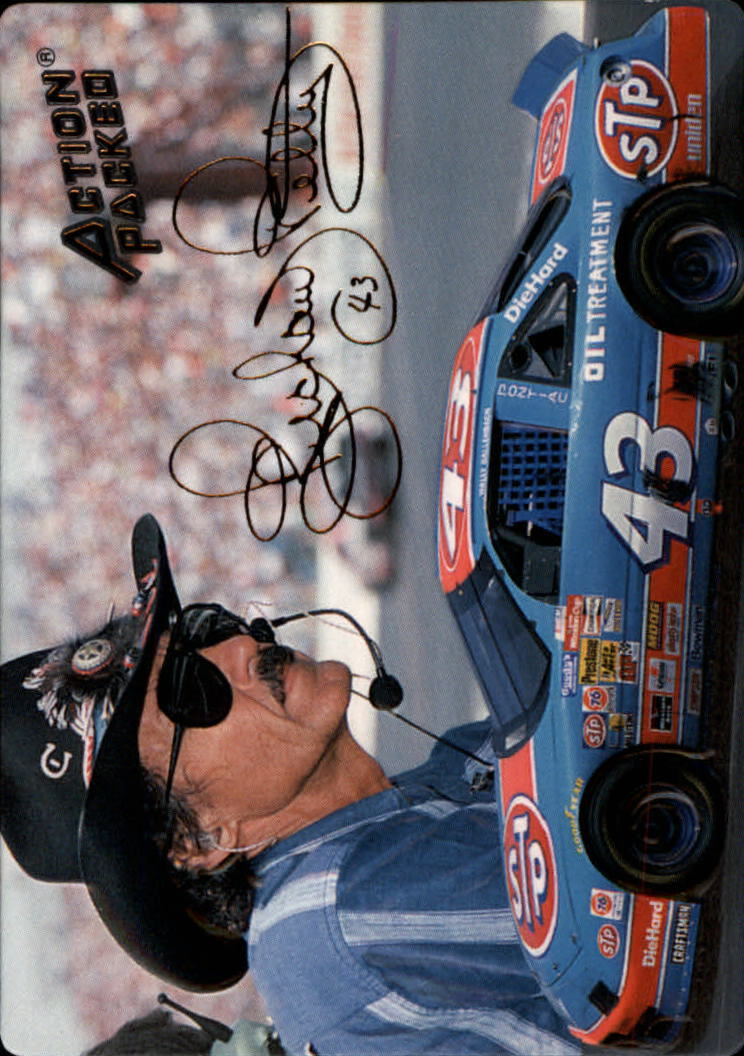 1994 Action Packed #178 Richard Petty