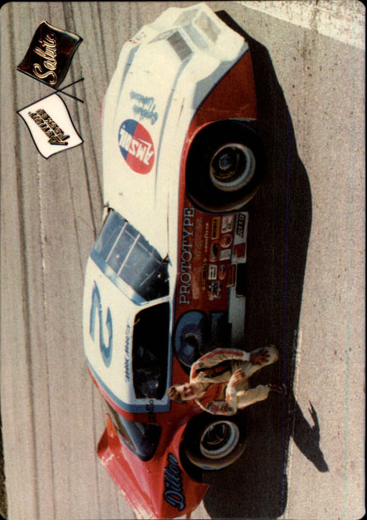 1994 Action Packed #201 Mark Martin