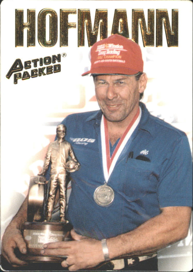 1994 Action Packed NHRA #24 Al Hofmann