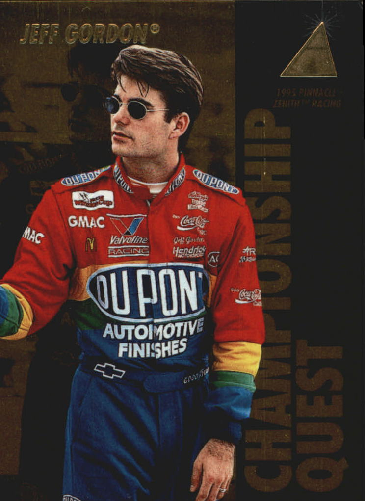 1995 Zenith #82 Jeff Gordon CQ