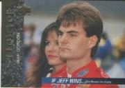1995 Upper Deck Predictor Race Winners Prizes #P4 Jeff Gordon