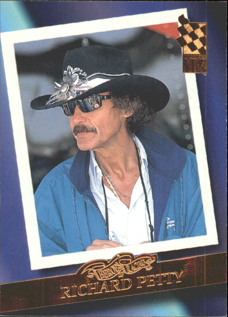 1995 VIP #49 Richard Petty HR