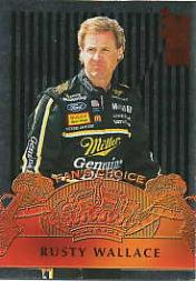 1995 VIP Fan's Choice #FC9 Rusty Wallace