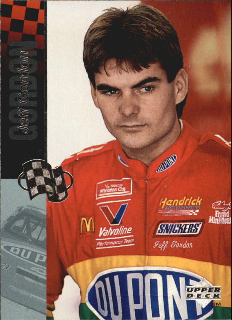 1995 Upper Deck #2 Jeff Gordon