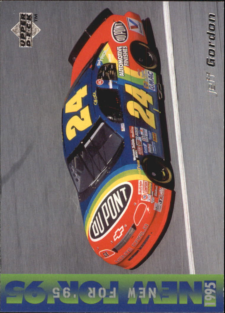 1995 Upper Deck #281 Jeff Gordon's Car