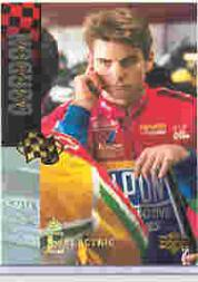 1995 Upper Deck Gold Signature/Electric Gold #202 Jeff Gordon