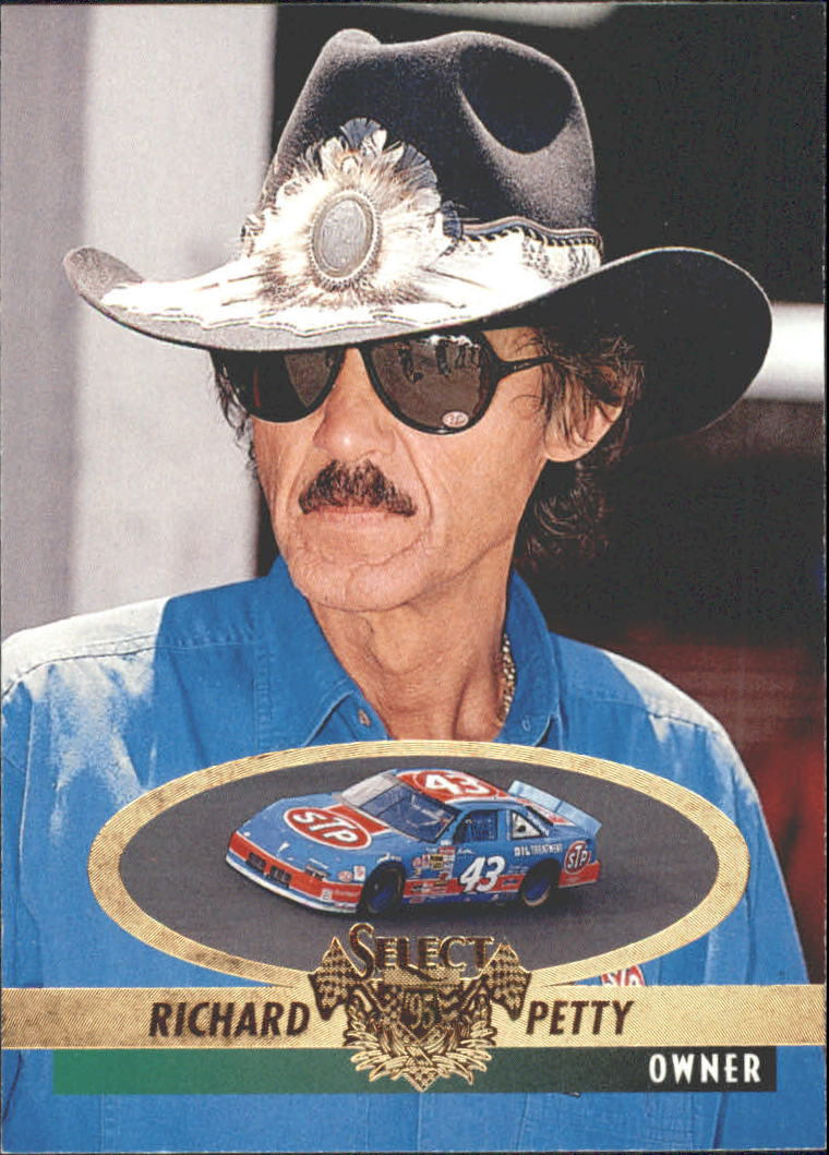 1995 Select #73 Richard Petty OWN