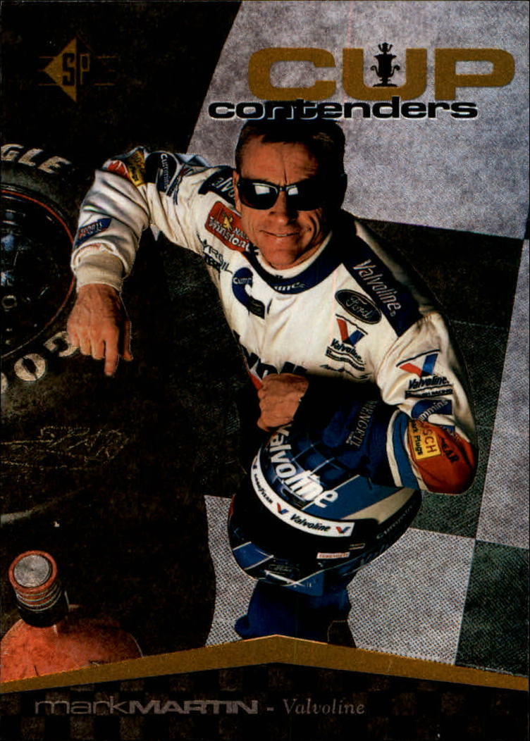 1995 SP #5 Mark Martin CC