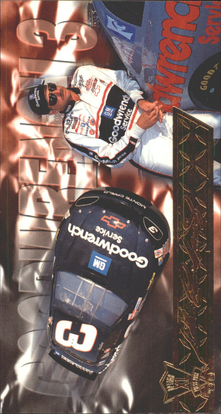 1995 Press Pass Optima XL #6 Dale Earnhardt