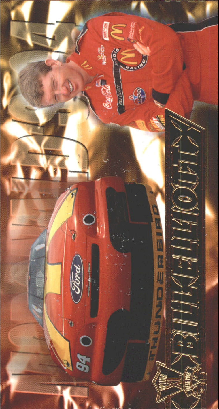 1995 Press Pass Optima XL #7 Bill Elliott