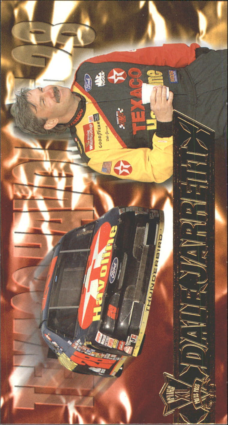 1995 Press Pass Optima XL #10 Dale Jarrett