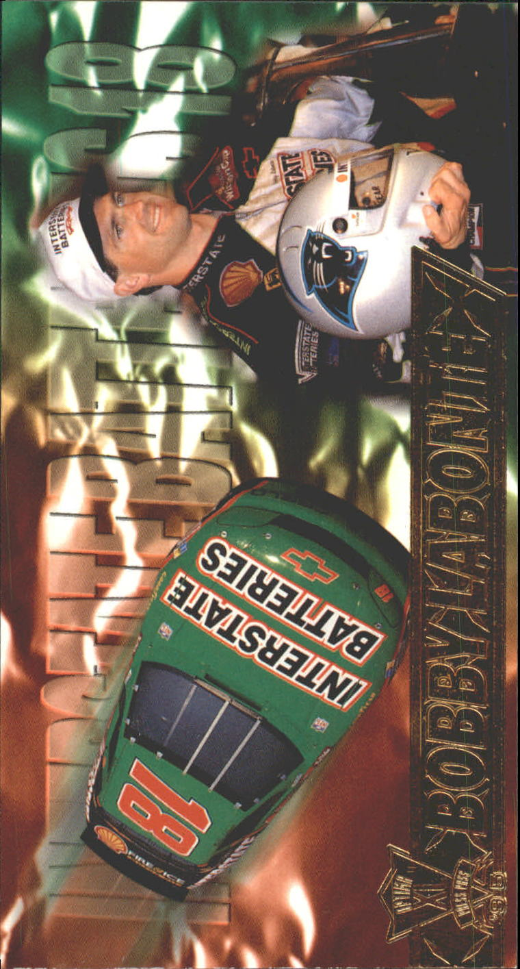 1995 Press Pass Optima XL #11 Bobby Labonte