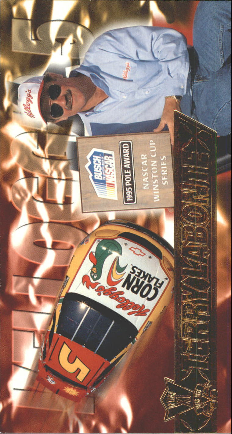 1995 Press Pass Optima XL #12 Terry Labonte