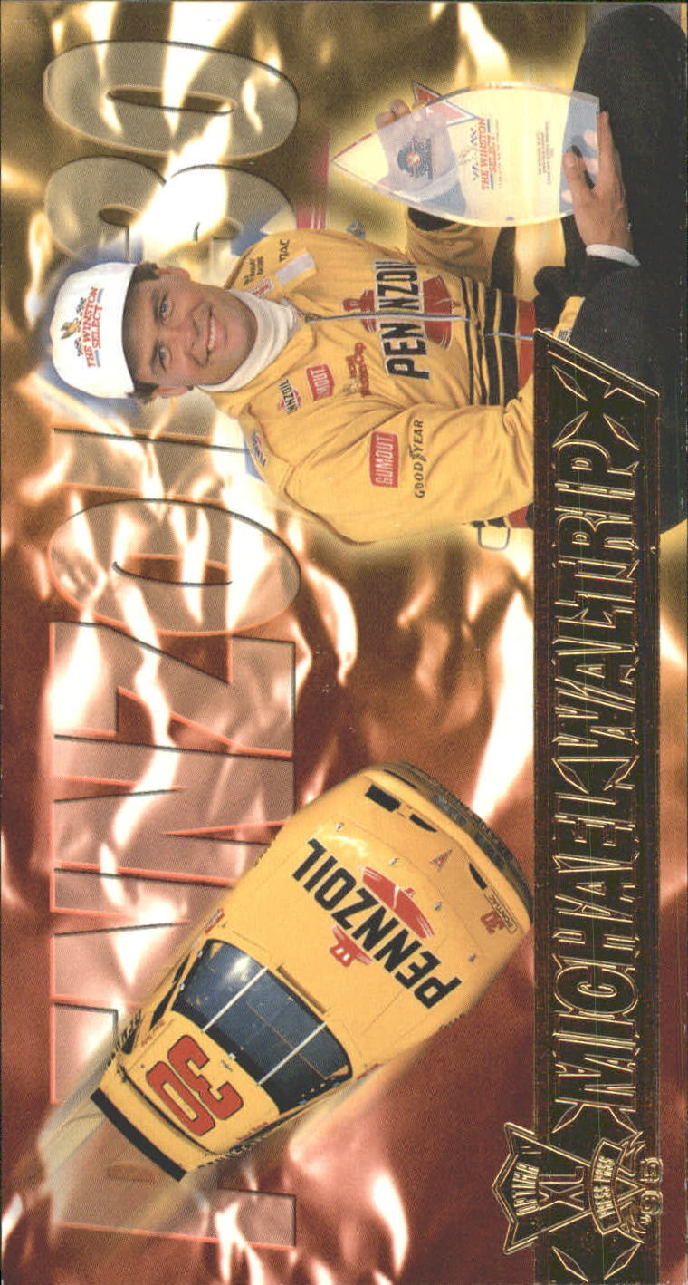1995 Press Pass Optima XL #24 Michael Waltrip