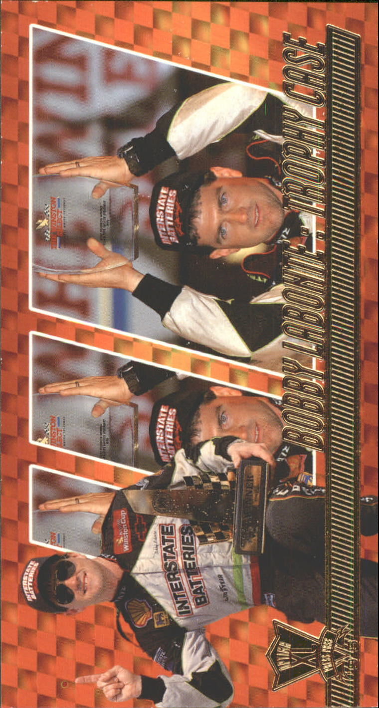 1995 Press Pass Optima XL #32 Bobby Labonte TC