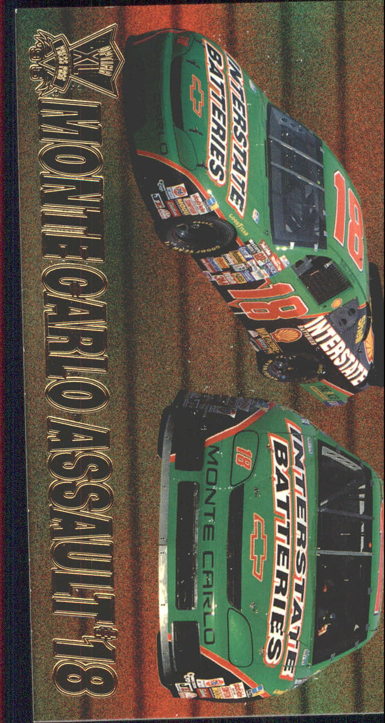 1995 Press Pass Optima XL #52 Bobby Labonte's Car