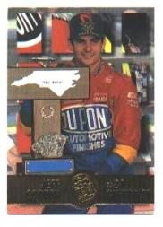 1995 Press Pass Premium #8 Jeff Gordon