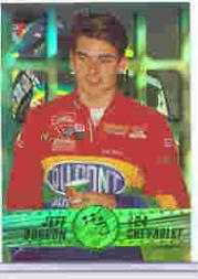 1995 Press Pass Premium Holofoil #33 Jeff Gordon