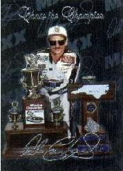 1995 Maxx Chase the Champion #5 Dale Earnhardt