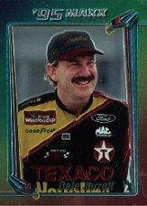 1995 Maxx Premier Plus #18 Dale Jarrett