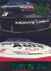 1995 Crown Jewels Emerald #64 Dale Earnhardt CJT/Darrell Waltip