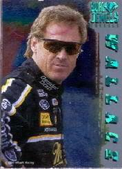 1995 Crown Jewels Dual Jewels Emerald #DJ2 Rusty Wallace/Dale Jarrett