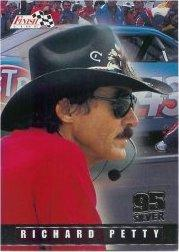 1995 Finish Line Silver #43 Richard Petty