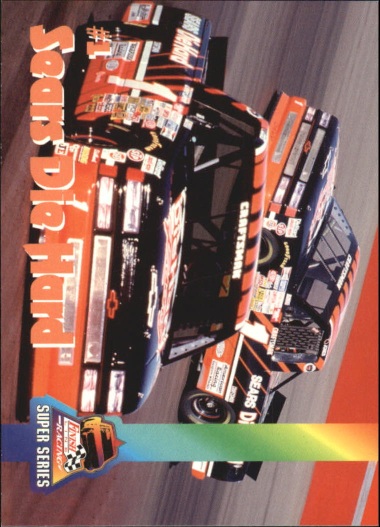 1995 Finish Line SuperTrucks #76 P.J. Jones' Truck