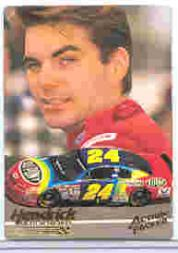 1995 Action Packed Hendrick Motorsports #1 Jeff Gordon