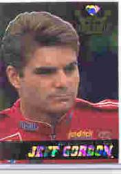 1995 Crown Jewels Diamond #2 Jeff Gordon