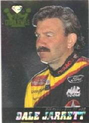 1995 Crown Jewels Diamond #13 Dale Jarrett