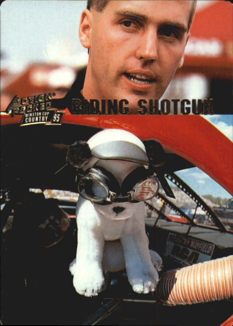 1995 Action Packed Country #2 Jeremy Mayfield RS