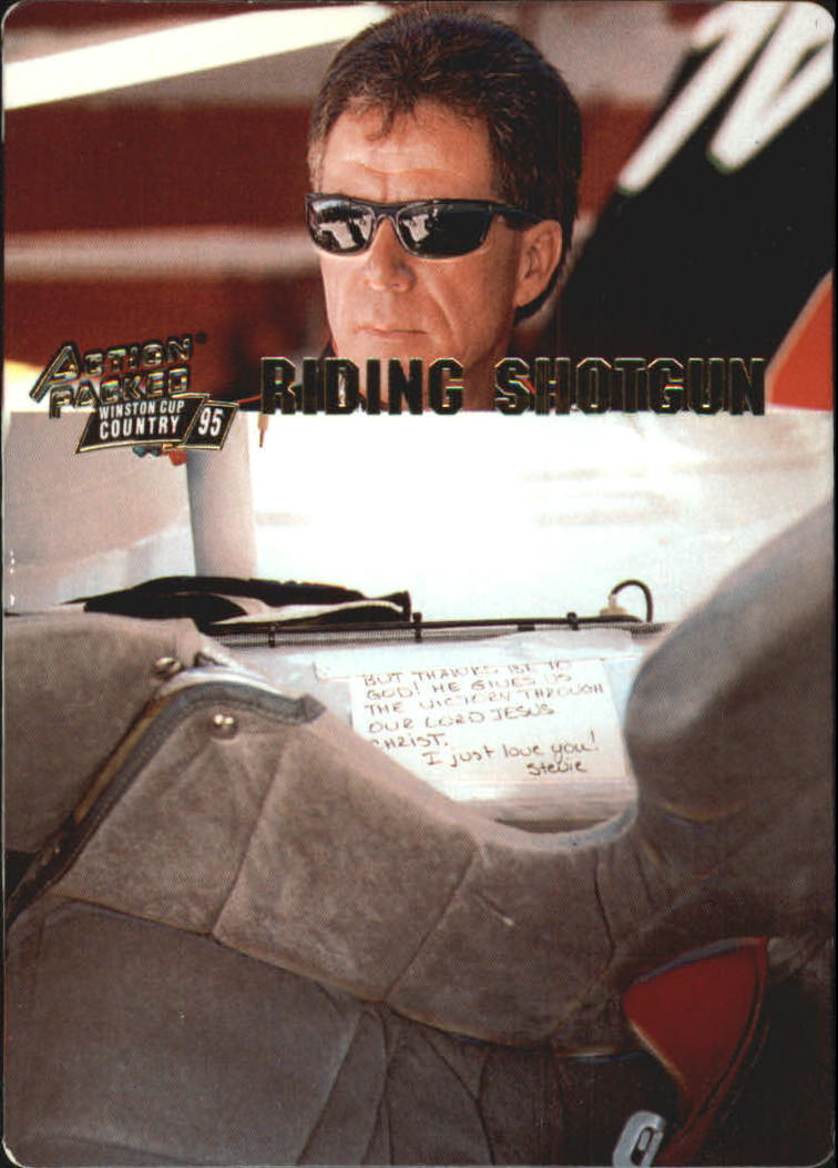 1995 Action Packed Country #4 Darrell Waltrip RS