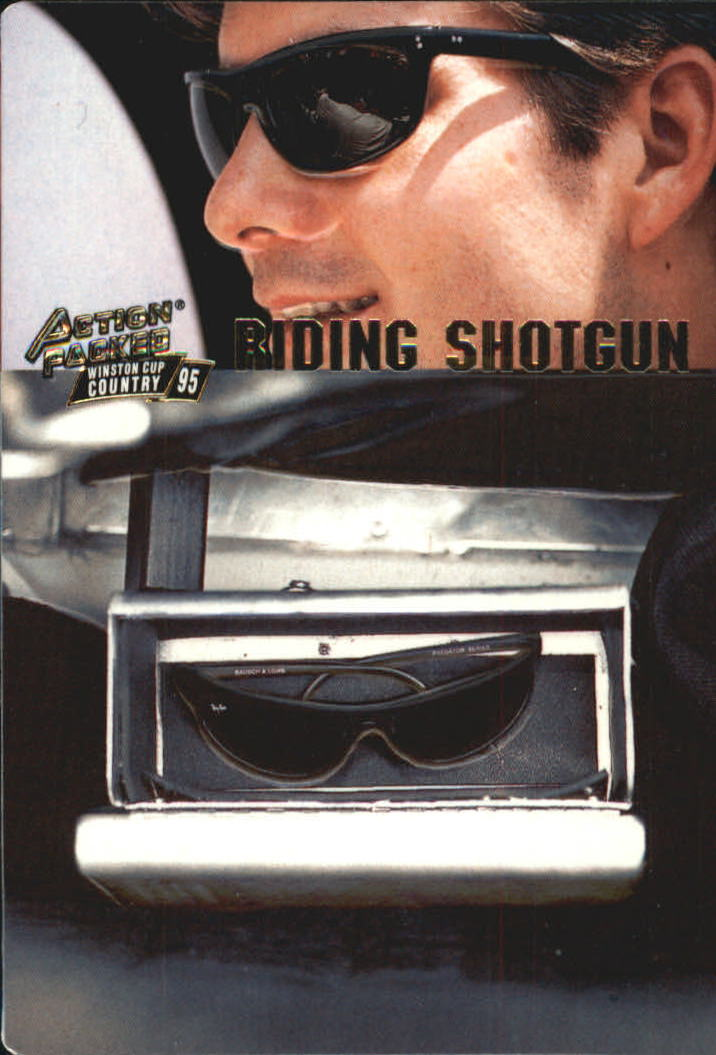 1995 Action Packed Country #6 Jeff Gordon RS