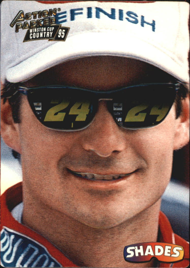 1995 Action Packed Country #13 Dale Jarrett S