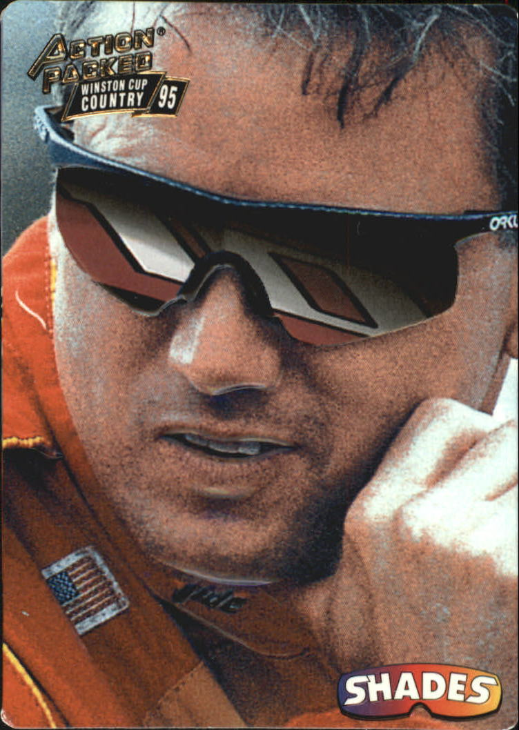 1995 Action Packed Country #16 Ricky Rudd S