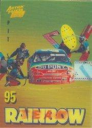 1995 Action Packed Country Team Rainbow #2 Jeff Gordon's Car