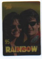 1995 Action Packed Country Team Rainbow #5 Jeff Gordon/Brooke Gordon