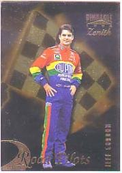 1996 Zenith #2 Jeff Gordon