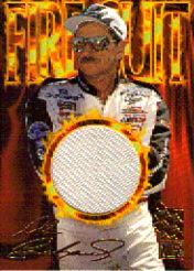 1996 VIP Dale Earnhardt Firesuit #DE1GL Dale Earnhardt GLD