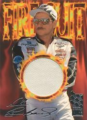 1996 VIP Dale Earnhardt Firesuit #DE2S Dale Earnhardt S