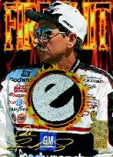 1996 VIP Dale Earnhardt Firesuit #DE2GL Dale Earnhardt GLD
